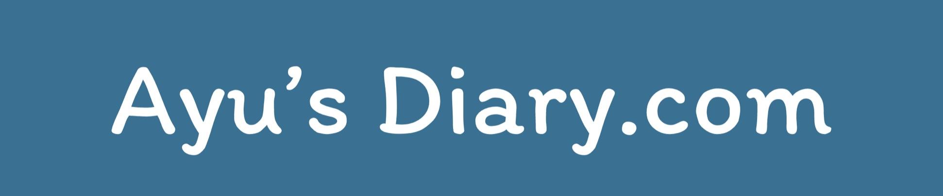 Ayu's Diary